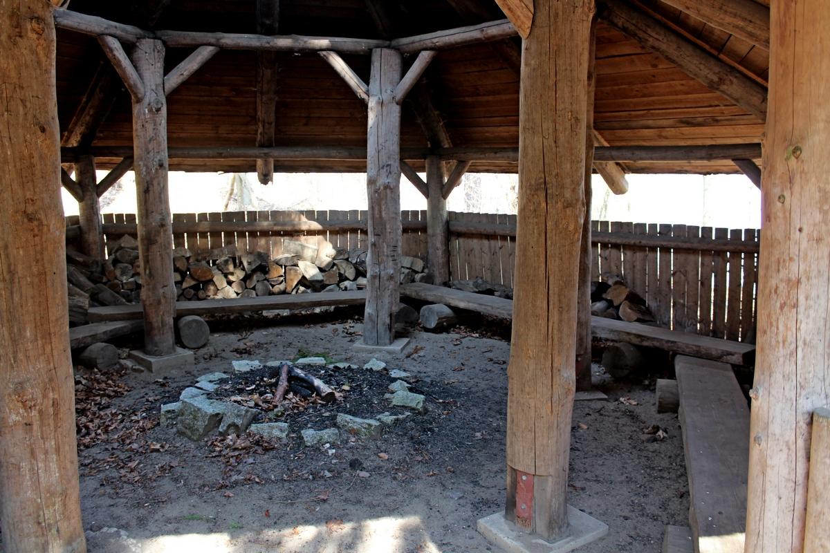 Lagerfeuerplatz