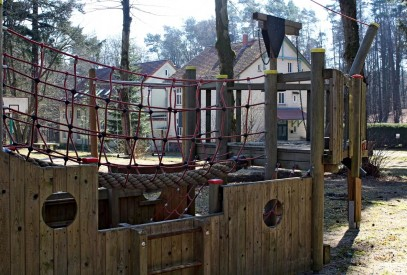 Spielplatz am Waldhof Zootzen