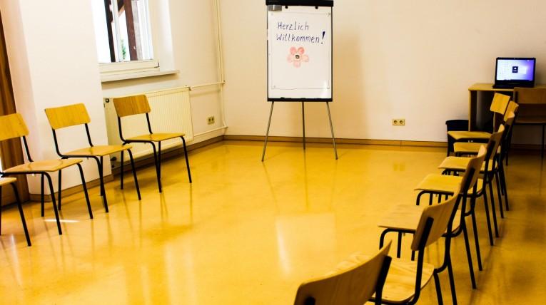 Kleiner Seminarraum im Waldhof