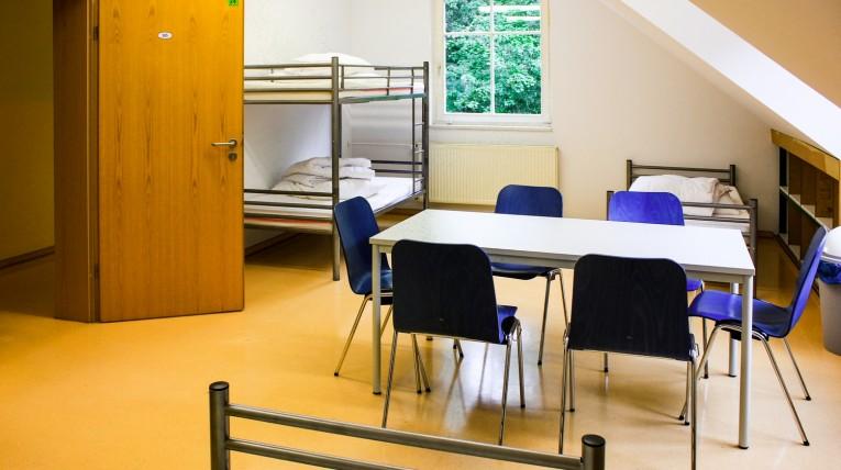 Mehrbettzimmer des Waldhof