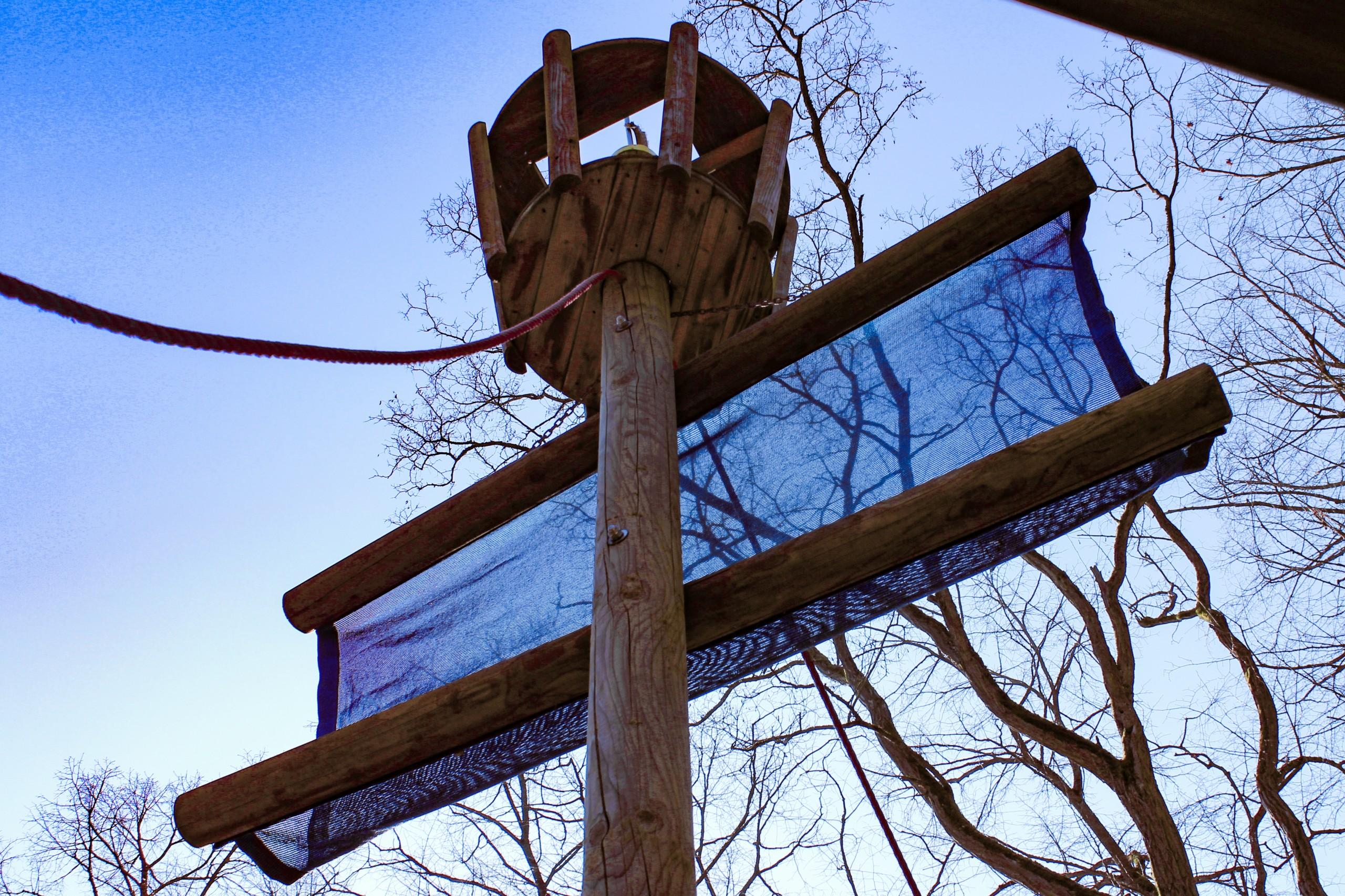 Piratenschiff Spielplatz am Waldhof