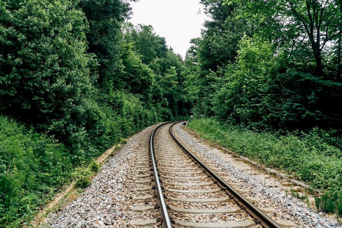 Draisinen-Station Fürstenberg