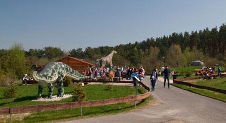 Tier-, Freizeit- und Saurierpark Germendorf