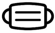 Mundschutz Icon - Illustrationen und Vektorgrafiken - iStock